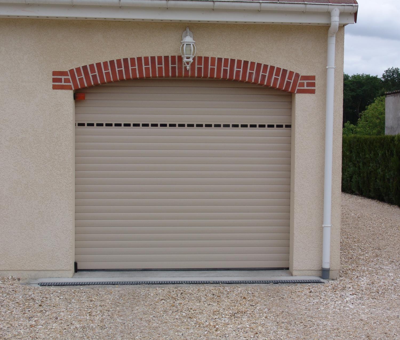 Porte De Garage Enroulable Cegisol Shuller Fabricant De Fenêtres